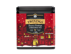 Чёрный чай Christmas Tea Twinings