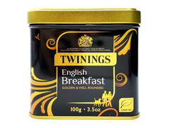 Чёрный чай Breakfast Twinings